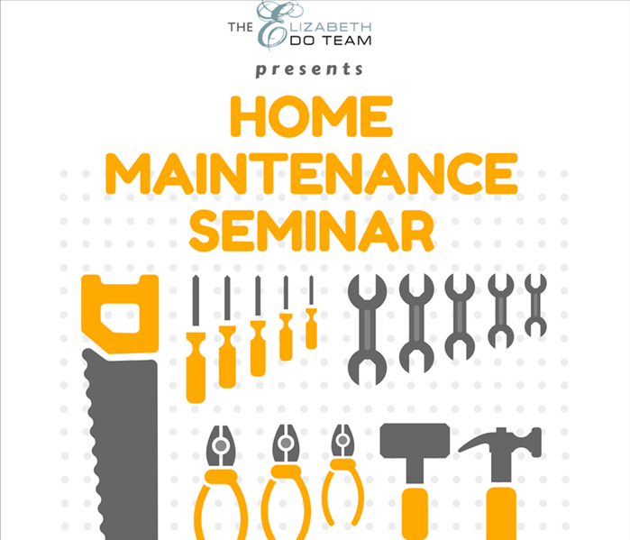 SERVPRO of Westminster at Home Maintenance Seminar