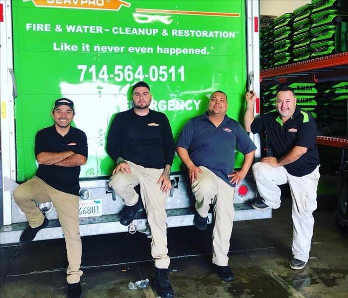 Hurricane Florence, SERVPRO of Westminster