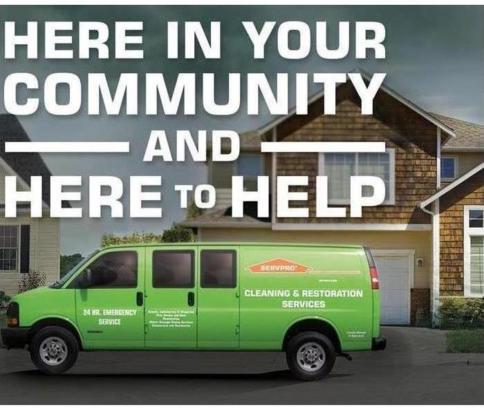 SERVPRO of Westminster works with your insurance!