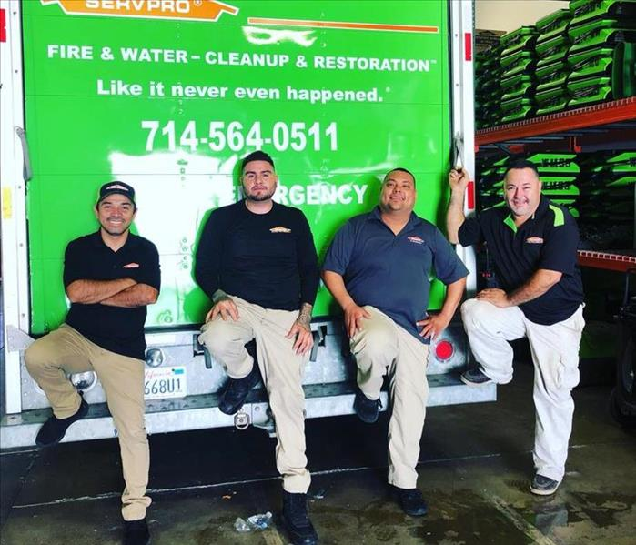 Why SERVPRO Why SERVPRO of Westminster?