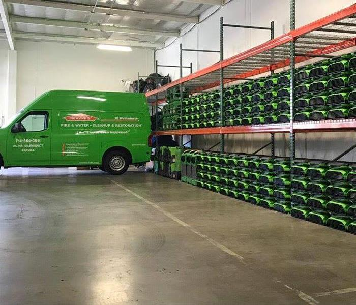 Why SERVPRO Performance Guidelines